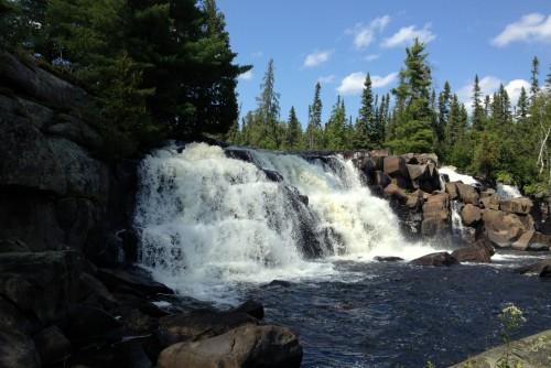 Center Falls